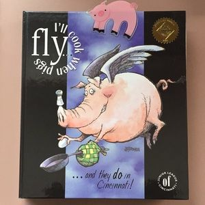 I'll Cook When Pigs Fly Cookbook
